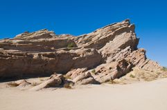 Vasquez Rocks Stock Photography