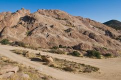 Vasquez Rocks Stock Images