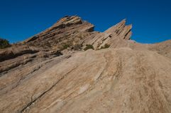 Vasquez Rocks Royalty Free Stock Image