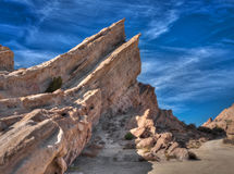 Vasquez Rocks Royalty Free Stock Photography