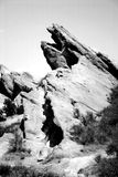 Vasquez Rocks Stock Image