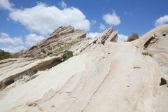Vasquez Rocks Arkivbild