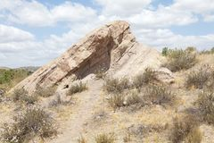 Vasquez Rocks II Stock Photo