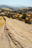 Vasquez Rocks Natural Area, Canyon Country Stock Images
