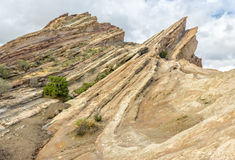Vasquez Rocks Natural Area Park After the Rain Royalty Free Stock Photo