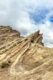 Vasquez Rocks Natural Area Park After the Rain Stock Images