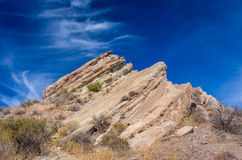 Vasquez Rocks Natural Area Park Royalty Free Stock Image