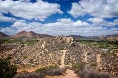 Vasquez Rocks Natural Area Park Royalty Free Stock Photos