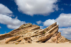 Vasquez Rocks Natural Area Park Stock Image