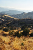 Vasquez Rocks Natural Area Stock Photo