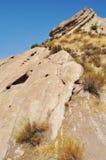 Vasquez vaggar naturligt område, kanjonland Royaltyfri Fotografi