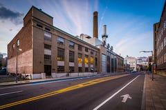Vassar ulica przy Massachusetts Institute Of Technology, w Camb Fotografia Stock