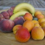 Vassoio della frutta Fotografie Stock