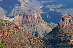 Vast Beauty of the Grand Canyon Royalty Free Stock Photo