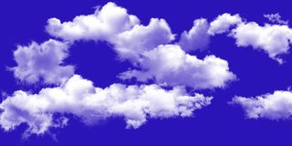 The vast blue sky and clouds sky background stock photos