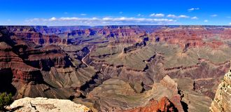 Vast Grand Canyon Royalty Free Stock Photography