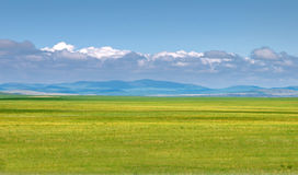 Vast grasslands. Eastphoto, tukuchina,  Vast grasslands, outdoor scenery Stock Photography