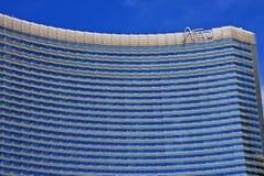 Vast hotel expanse, Las Vegas Royalty Free Stock Image