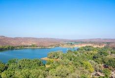Vast Padma lake Royalty Free Stock Photo