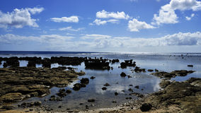Vaste Pacifique Images libres de droits