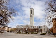Free Vasteras City Hall Royalty Free Stock Images - 126648809