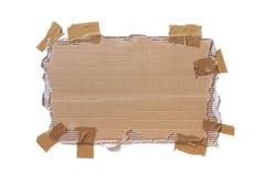Vastgebonden Karton stock afbeeldingen