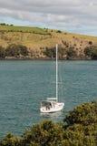 Vastgelegd Jacht stock afbeeldingen