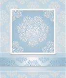 Vastgesteld naadloos patronenkant Stock Afbeeldingen