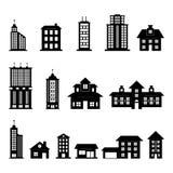 De reeks van de bouw vector illustratie