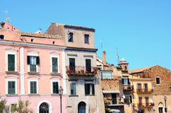 Vasto Abruzzo Italien Arkivfoto