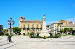Vasto Abruzzo Italien Royaltyfria Bilder