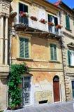 Vasto Abruzzo Italien Arkivbild
