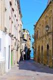 Vasto Abruzzo Italien Fotografering för Bildbyråer