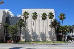 Vasto Art Museum contemporaneo, Los Angeles California fotografia stock