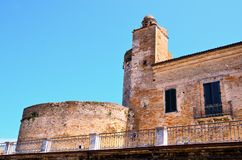 Vasto Chieti Italy Stock Image