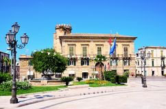 Vasto Chieti Italy Royalty Free Stock Photo