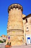 Vasto Chieti Italië Stock Fotografie