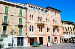 Vasto Chieti Italië Stock Foto