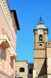 Vasto Chieti Italia Imagen de archivo libre de regalías