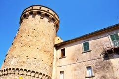 Vasto Chieti Italien Arkivfoton