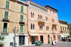 Vasto Chieti Italy Royalty Free Stock Photos