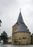 Vasto portone, Goslar, Germania Immagini Stock Libere da Diritti