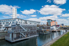 Vastra Hamnen Royalty Free Stock Photos