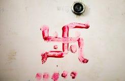 vastu Shastra的印度传统 免版税库存照片