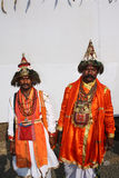 Vasudev Artists Royalty Free Stock Photo