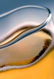 Vat bier samen royalty-vrije stock afbeeldingen