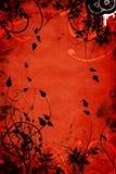 Vat bloemachtergrond samen Stock Afbeeldingen