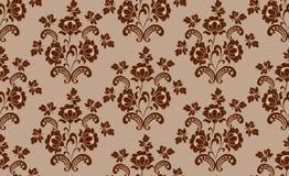 Vat bloemenpatroon samen Royalty-vrije Stock Fotografie