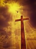 Vat geestelijke achtergronden samen Stock Afbeelding