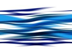 Vat golven samen royalty-vrije illustratie